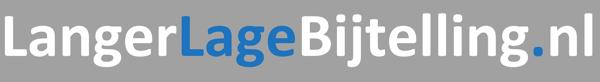 Logo langerlagebijtelling